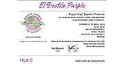 Purple Day España presenta: