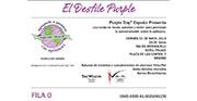 Purple Day España presenta: