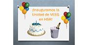 Inauguración de la nueva Unidad de Vídeo EEG en el Hospital San Rafael