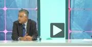 Dr. Parra en el programa de televisión ¿Qué me pasa, doctor? de Antena 3