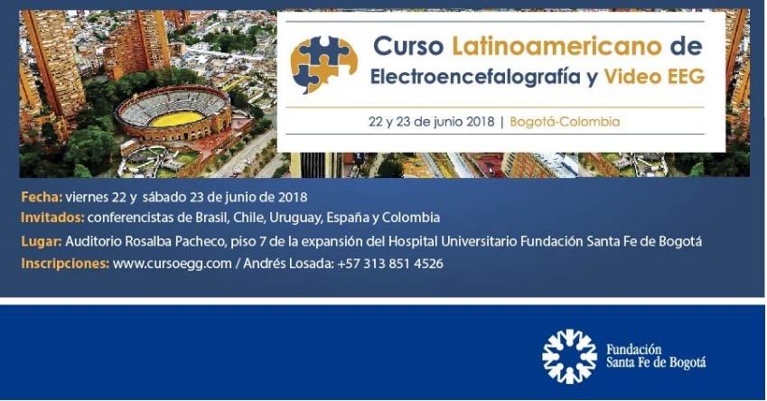 Curso Latinoamericano de Electroencefalografía y Vídeo EEG