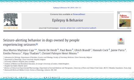 Perros y detección temprana de crisis epilépticas. Primeros resultados del estudio multinacional EPIDOGS