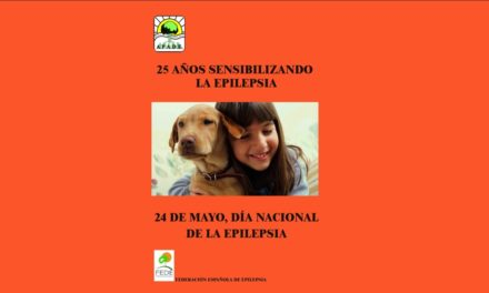 24 de mayo, Día Nacional de la Epilepsia
