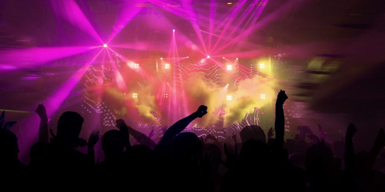 Festivales de música y riesgo de crisis epilépticas
