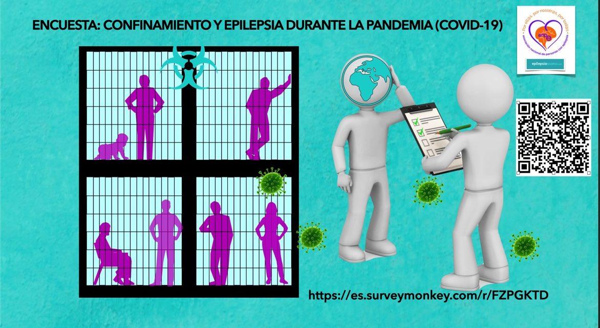 Encuesta sobre los efectos del confinamiento en las personas con epilepsia