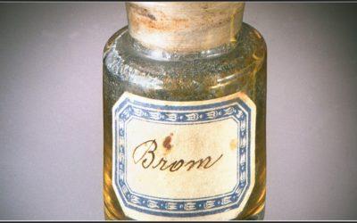 El primer fármaco contra la epilepsia: el bromuro