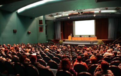Acto académico en la Faculta de Farmacia de la Universidad Complutense de Madrid